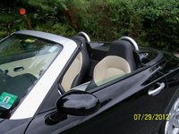 Picture of 2008 Chrysler Crossfire Limited Roadster, interior