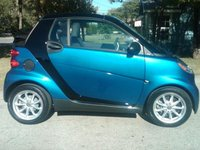 Picture of 2010 smart fortwo passion cabrio, exterior, gallery_worthy