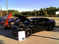 2011 Dodge Charger MOPAR 11, Took 1st place in Show, exterior, engine