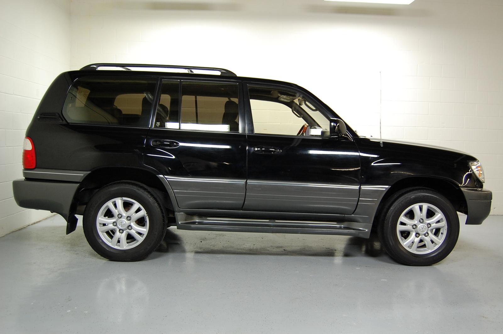 Lexus Suv 2001