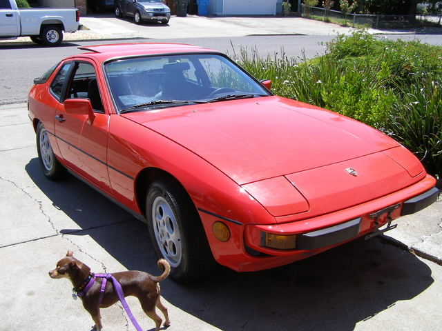 Picture of 1983 Porsche 924, exterior, gallery_worthy