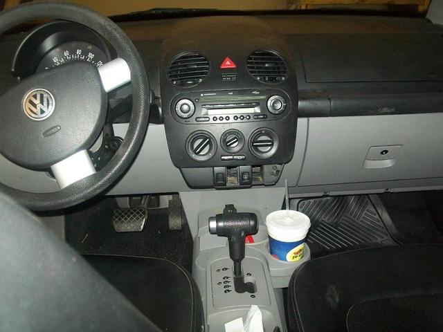 2005 Volkswagen Beetle Interior Pictures Cargurus