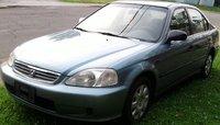 Picture of 2000 Honda Civic LX, exterior