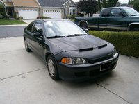 1994 Honda Civic Coupe picture, exterior