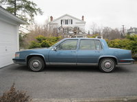 1985 Cadillac Fleetwood Overview