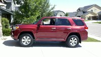 Picture of 2012 Toyota 4Runner SR5 4WD, exterior, gallery_worthy
