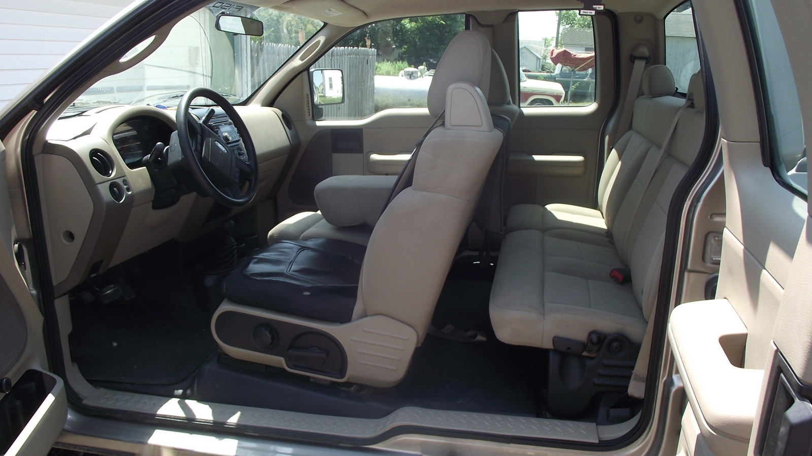 ford 2005 150 supercab xl interior cargurus