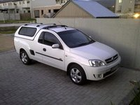2009 Opel Corsa Overview