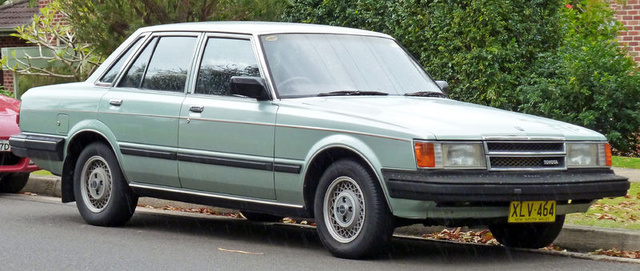 Picture of 1983 Toyota Cressida