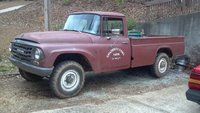 1968 International Harvester Pick-Up Picture Gallery