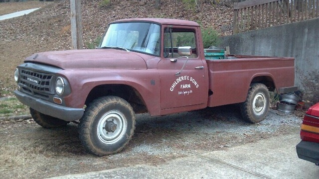 Picture of 1968 International Harvester Pick-Up