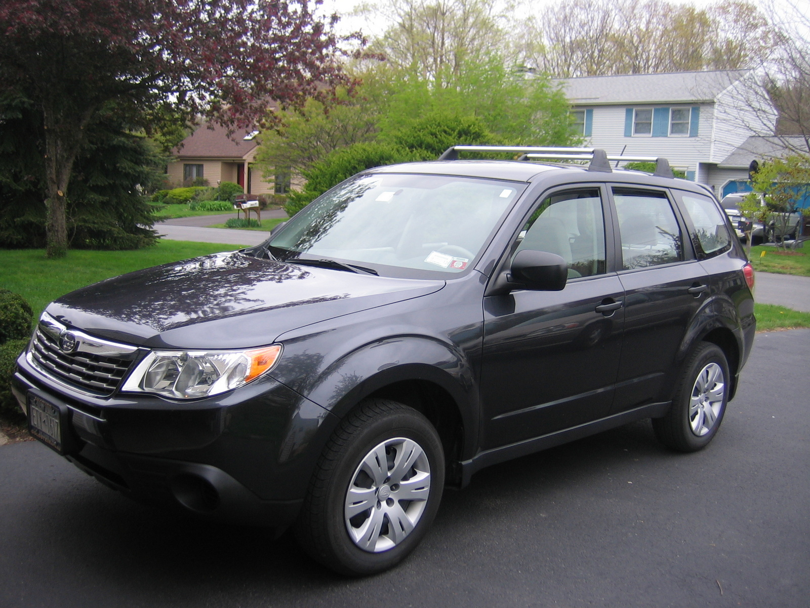 2010 Subaru Forester Exterior Pictures Cargurus