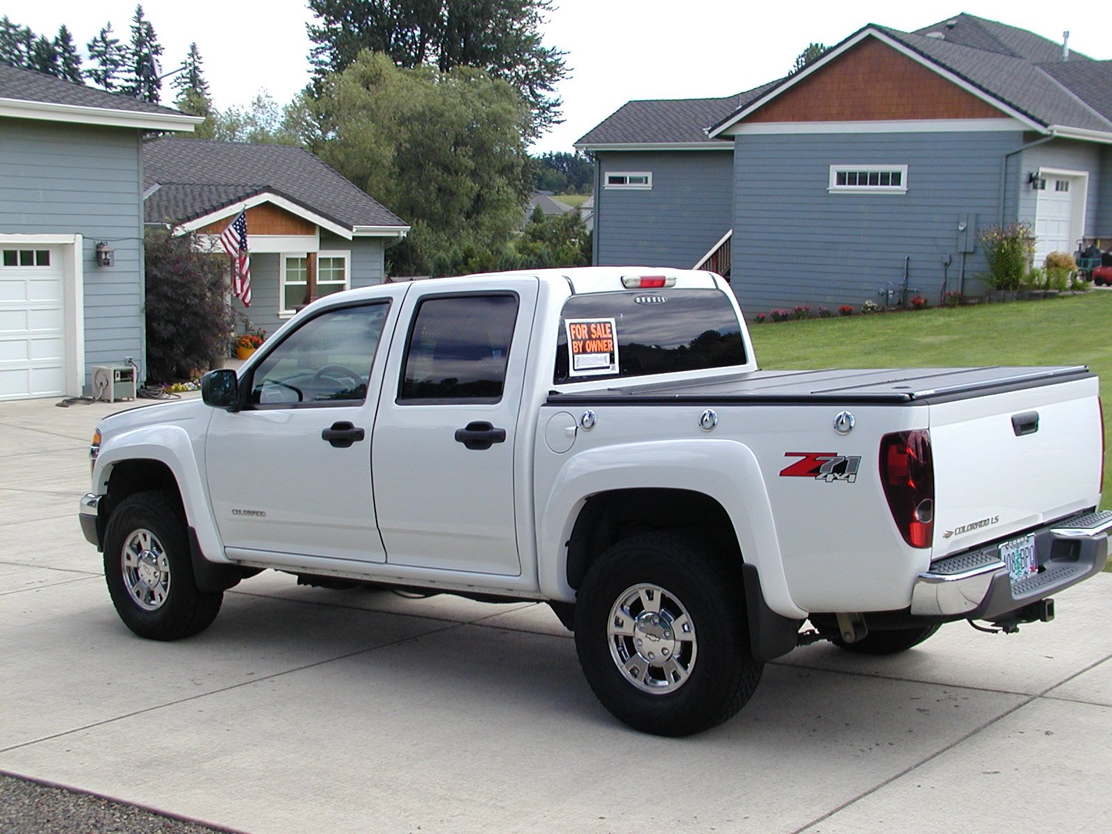 picture of 2005 chevrolet colorado 4 dr z71 ls 4wd crew cab sb. Cars Review. Best American Auto & Cars Review