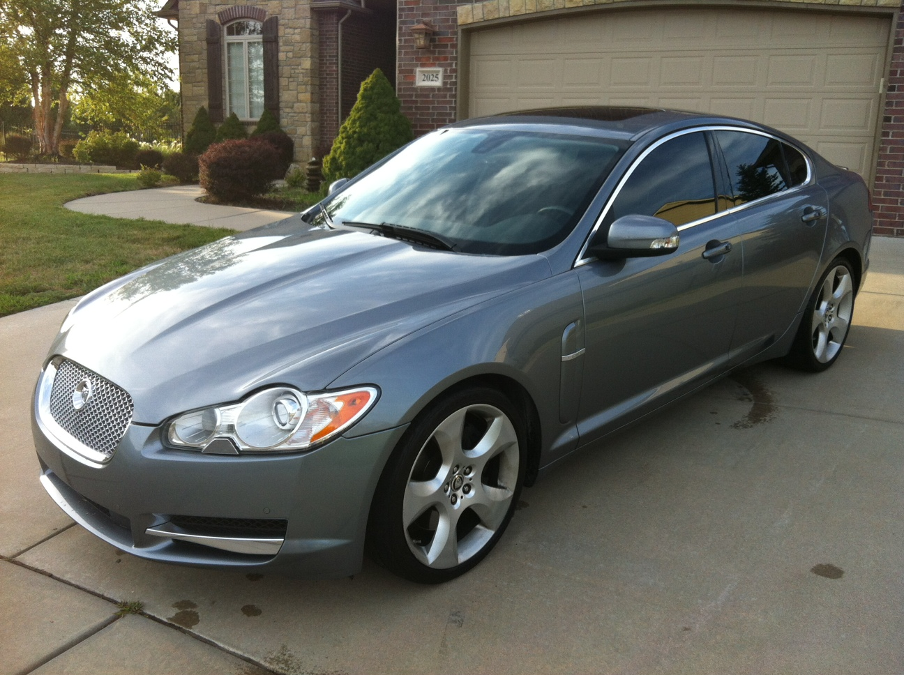 jaguar xf 2009 - photo #24