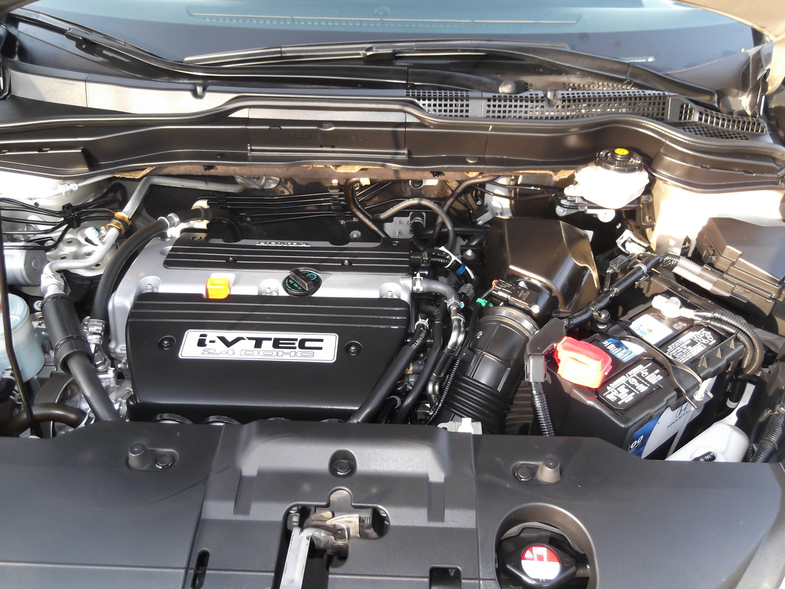 Picture of 2009 Honda CR-V LX, engine