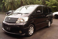 2004 Toyota Alphard Overview