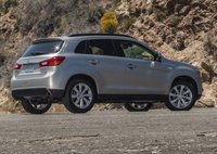 2013 Mitsubishi Outlander Sport, Back quarter view copyright AOL Autos., manufacturer, exterior