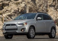 2013 Mitsubishi Outlander Sport, Front View copyright AOL Autos., exterior, manufacturer