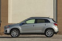 2013 Mitsubishi Outlander Sport, Side View copyright AOL Autos., manufacturer, exterior