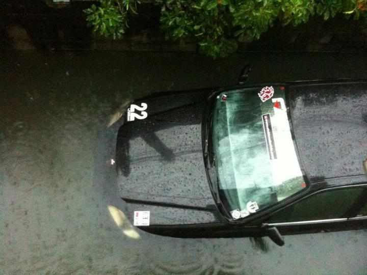 Honda Civic Questions - my honda civic got sunk in waist