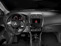 2013 Mitsubishi Outlander Sport, Front quarter view copyright AOL Autos. , interior, manufacturer
