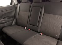 2013 Mitsubishi Outlander Sport, Back Seat copyright AOL Autos., manufacturer, interior