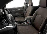 2013 Mitsubishi Outlander Sport, Front Seat copyright AOL Autos., interior, manufacturer