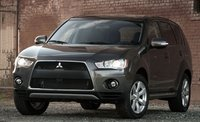 2013 Mitsubishi Outlander Overview