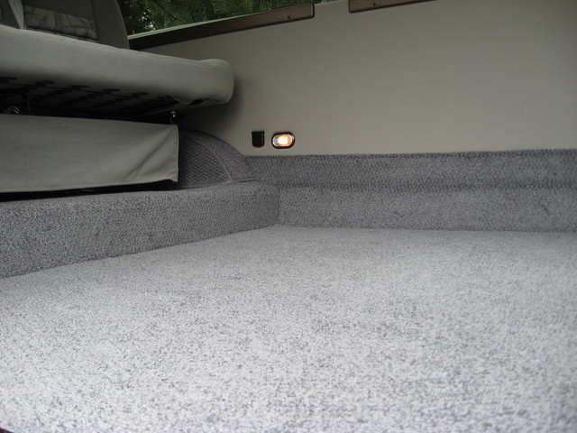 Picture of 2012 Ford E-Series Cargo E-150, interior