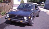 1986 Volkswagen Cabriolet Overview