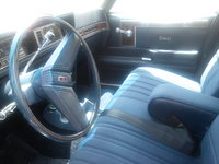Picture of 1981 Oldsmobile Cutlass, interior