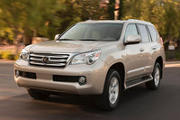 2013 Lexus GX Picture Gallery
