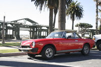 1980 FIAT 124 Spider Overview