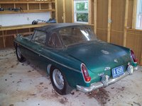 1966 MG MGB Overview