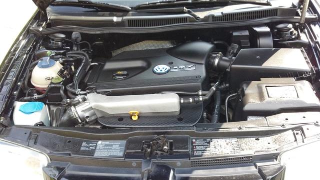 2004 vw jetta engine