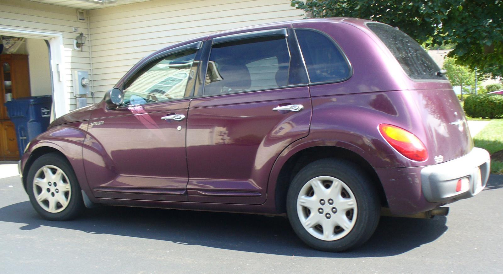 Chrysler Pt Cruiser Base Pic