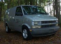 1995 Chevrolet Astro Cargo Van Picture Gallery