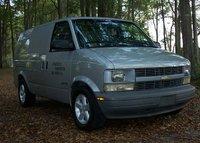 1995 Chevrolet Astro Cargo Van 3 Dr STD Cargo Van Extended picture, exterior