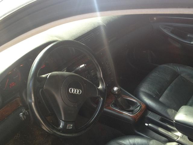 2001 Audi A4 Interior Pictures Cargurus