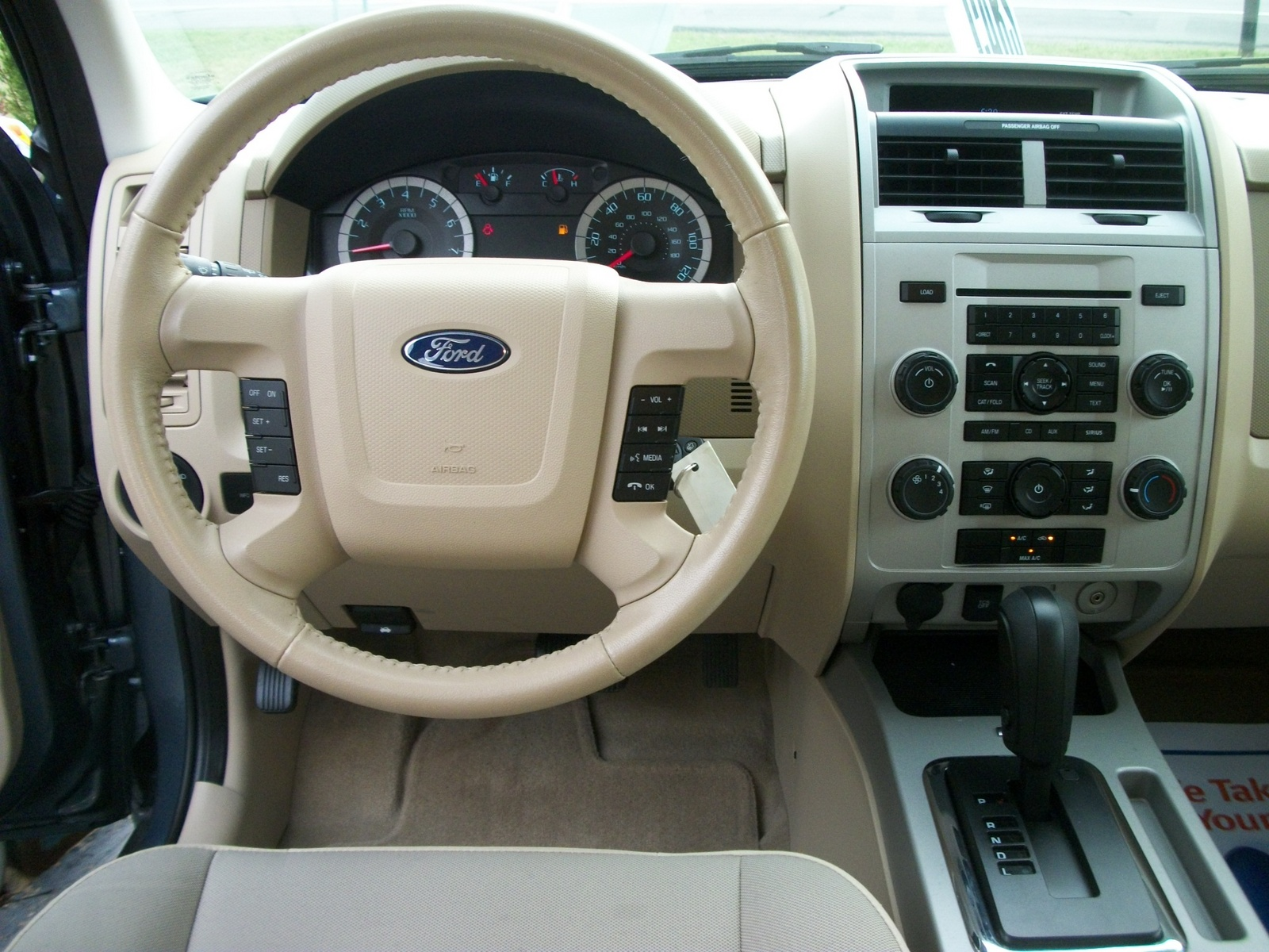 2008 ford escape xlt interior. Black Bedroom Furniture Sets. Home Design Ideas