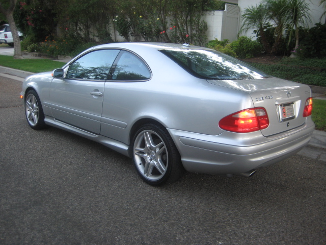 2002 mercedes benz clk class exterior pictures cargurus for Mercedes benz clk 2002