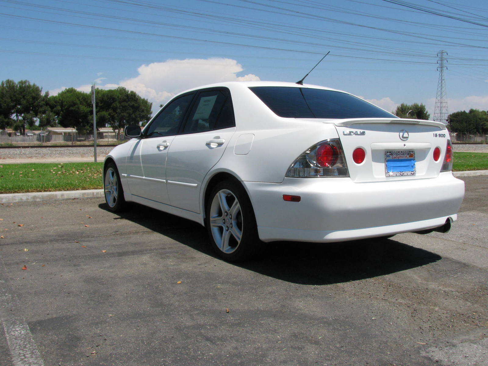 Picture of 2003 lexus is 300 5 speed exterior