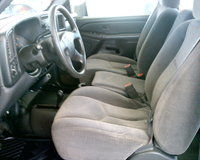 Picture of 2005 Chevrolet Silverado 3500 4 Dr STD 4WD Crew Cab LB DRW, interior