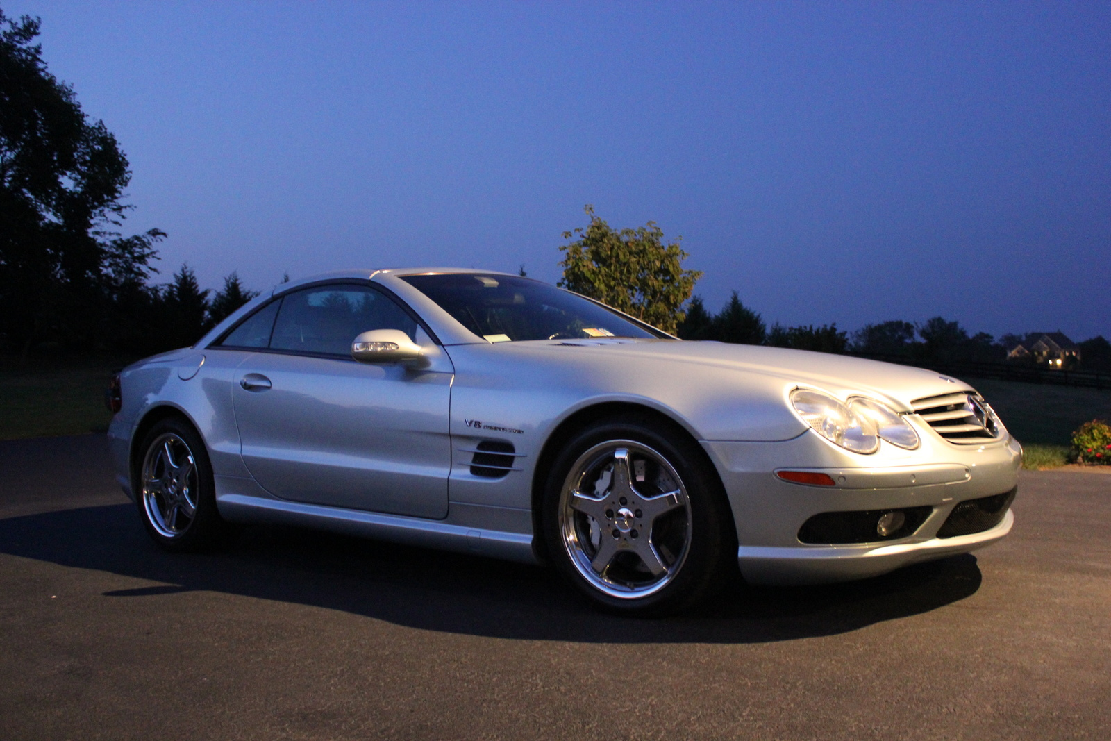 2003 mercedes benz sl class pictures cargurus for Mercedes benz sl55