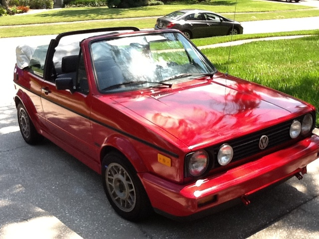 Picture of 1989 Volkswagen Cabriolet