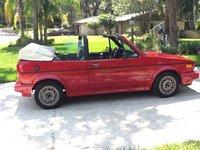 1989 Volkswagen Cabriolet Overview