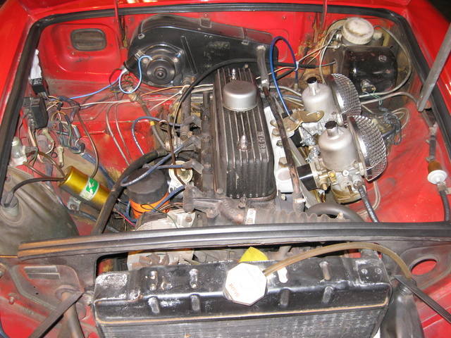 Picture of 1974 MG MGB Roadster, engine, gallery_worthy