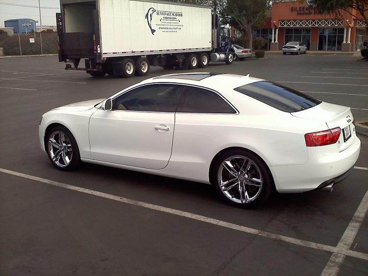 2009 Audi A5 Pictures Cargurus