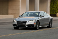2013 Audi A7, Front-quarter view, exterior, manufacturer, gallery_worthy