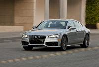 2013 Audi A7, Front-quarter view, exterior, manufacturer